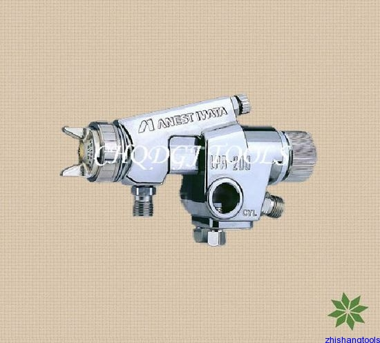 LPA-200  大型低压自动喷枪