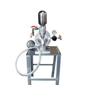 带支架全套三分气动隔膜泵