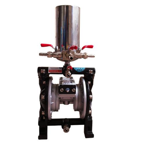 台湾进口气动隔膜泵A15