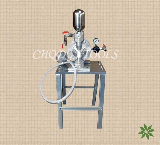 气动隔膜泵的选型