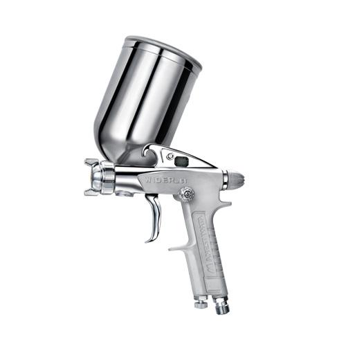 日本岩田小型手动喷枪W-61上壶
